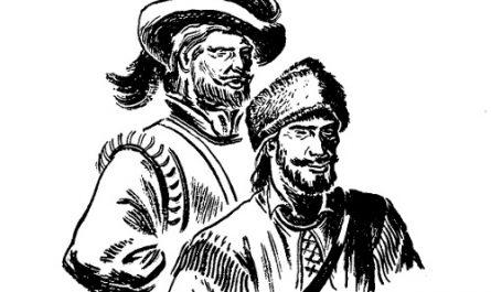 Radisson et Chouart