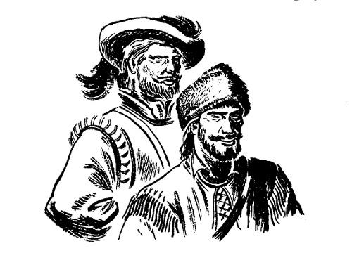 Pierre-Esprit Radisson et Médard Chouart; la création de la Compagnie de la Baie d'Hudson