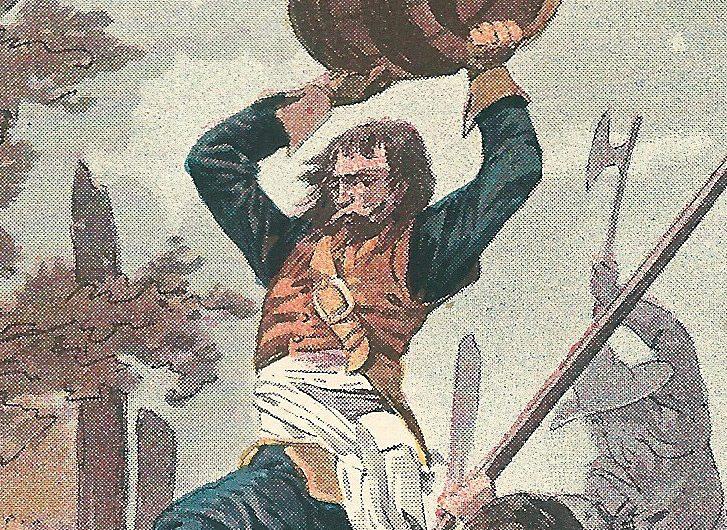 Adam Dollard des Ormeaux et Anahotaha; les Davy Crockett de la Nouvelle-France
